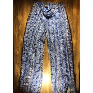 NEW Japna Open Flare Pants